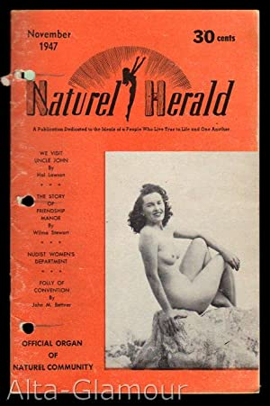 NATUREL HERALD; (formerly, Naturel Community Herald) Vol. 2, No. 11, November