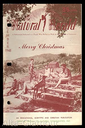 NATURAL HERALD; (formerly Naturel Community Herald and Naturel Herald) Vol. 3, No. 12, December ...
