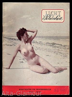 LICHT UND SCHÖNHEIT; Monatsblätter für Freikörperkultur Jahrgang 4, Nummer 11