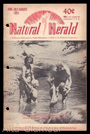 NATURAL HERALD; (formerly Naturel Community Herald and Naturel Herald) Vol. 6, Nos. 6, 7, & 8, ...