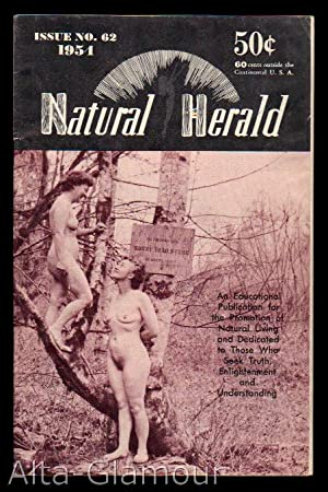 NATURAL HERALD; (formerly Naturel Community Herald and Naturel Herald) Vol. 9, Issue No. 62, 1954