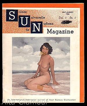 SUN - Solaire Universelle de Nudisme Magazine;