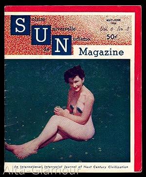 SUN - Solaire Universelle de Nudisme Magazine; An International, Interracial Journal of Nudism Vol....