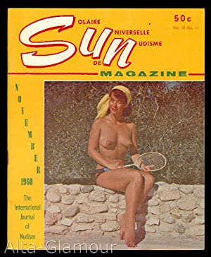 SUN - Solaire Universelle de Nudisme Magazine; The International Journal of Nudism Vol. 10, No. 11,...