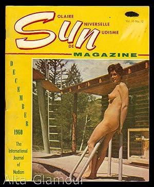 SUN - Solaire Universelle de Nudisme Magazine; The International Journal of Nudism Vol. 10, No. 12,...