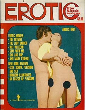 EROTIC FILM & BOOK REVIEWS