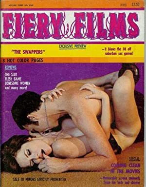 FIERY FILMS Vol. 3, No. 1