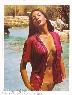 COLOR SEPARATION PROOF - [HIGH TIME Vol. 2, No. 2 - Leigh Sands, aka Shiva Ramal]: Luros, Milton (...