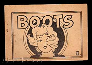 BOOTS: Based on a character created by Edgar Martin