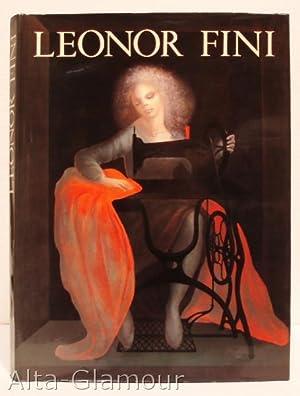LEONOR FINI: Fini, Leonor; texte de Jean-Claude Dedieu