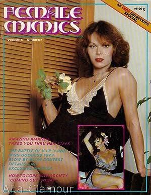 FEMALE MIMICS Vol. 05, No. 02 | An Eros Goldstripe Special