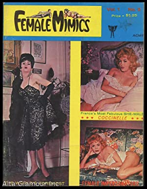 FEMALE MIMICS; The World's Foremost Female Impersonators Vol. 01, No. 02