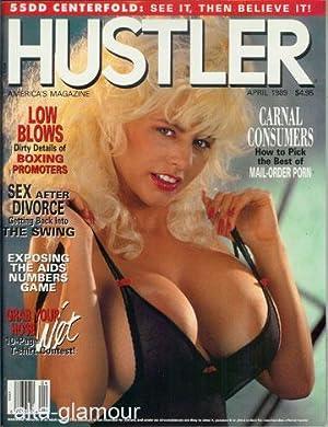 HUSTLER Vol. 15, No. 10, April 1989
