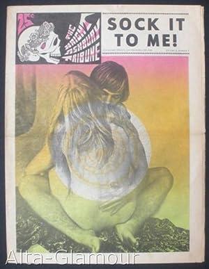 THE HAIGHT-ASHBURY TRIBUNE; Sock It To Me! Vol. 02, No. 06