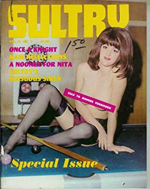 SULTRY | SWINGER Vol. 2, No. 3