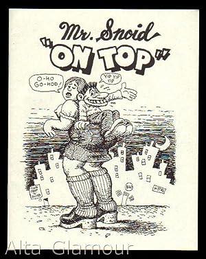 """MR. SNOID """"ON TOP"""": Crumb, R."""
