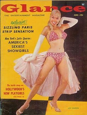 GLANCE. The Entertainment Magazine Vol. 2, No. 11, June