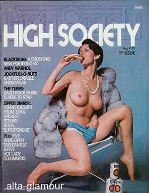 HIGH SOCIETY Vol. 01, No. 01, May