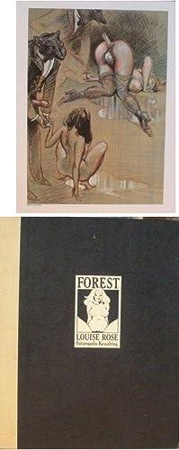 LOUISE ROSE; ou Les Comptoirs d'Eros: Forest, Jean-Claude