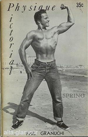 PHYSIQUE PICTORIAL Vol. 06, No. 01, Spring: Mizer, Bob (editor)