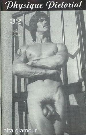 PHYSIQUE PICTORIAL Vol. 32, May 1979: Mizer, Bob (editor)