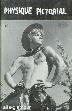 PHYSIQUE PICTORIAL Vol. 36, September 1982: Mizer, Bob (editor)