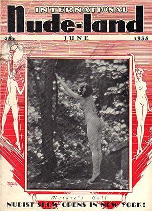 INTERNATIONAL NUDE- LAND Vol. 02, No. 02, June