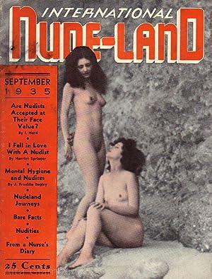 INTERNATIONAL NUDE- LAND Vol. 02, No. 05, September