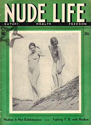 NUDE LIFE Vol. 01, No. 04, December