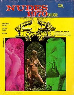 NUDES 1970 CALENDAR