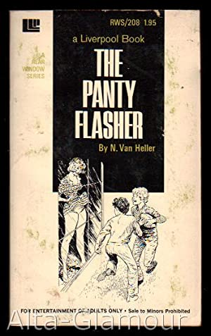 THE PANTY FLASHER Rear Window Series: Van Heller, N.