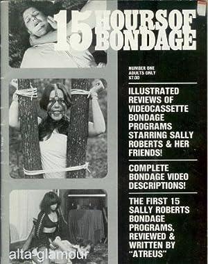 15 HOURS OF BONDAGE [Fifteen Hours of Bondage] Vol. 1, 1984