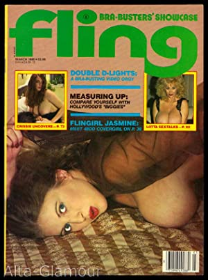 FLING; Bra-Busters' Showcase Vol. 29 No. 6, Issue 147, March 1988: Miller, Arv (editor)