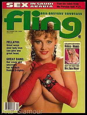 FLING; Bra-Busters' Showcase Vol. 33 No. 1,: Miller, Arv (editor)