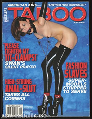 TABOO; [Hustler's Taboo] Vol. 05, No. 01, July: Flynt, Larry (editor-publisher)