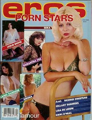 EROS PORN STARS 14th Edition 1981