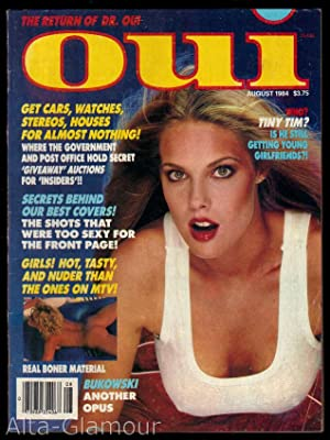 OUI; For the Man of the Eighties Vol. 13, No. 08, August 1984