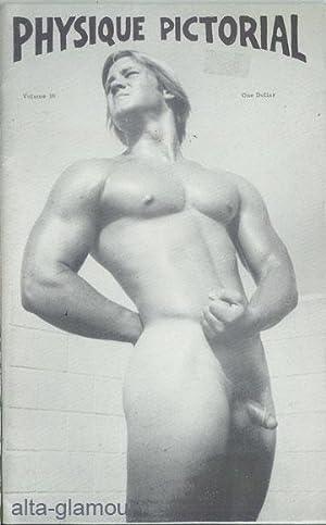 PHYSIQUE PICTORIAL Vol. 30, August 1977: Mizer, Bob (editor)