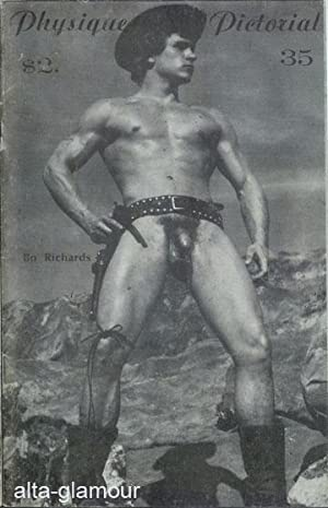 PHYSIQUE PICTORIAL Vol. 35, August 1981: Mizer, Bob (editor)