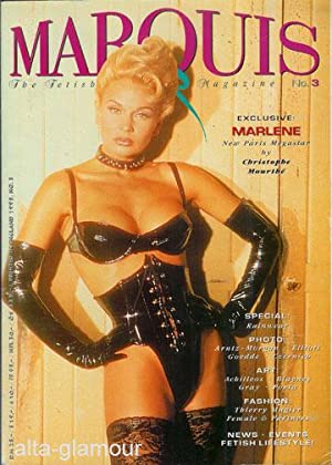 MARQUIS; The Fetish Magazine: Czernich, Peter W.