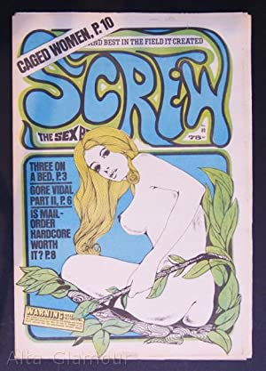 SCREW; The Sex Review Number 0089, November 16, 1970: Goldstein, Al (Editor)