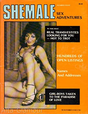 SHEMALE; Sex Adventures: Mesics, Sandy (editor)