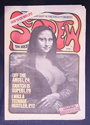 SCREW; The Sex Review Number 0096, January 4, 1971: Goldstein, Al (Editor)