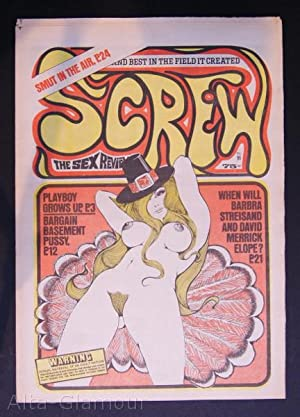SCREW; The Sex Review Number 0091, November 30, 1970: Goldstein, Al (Editor)