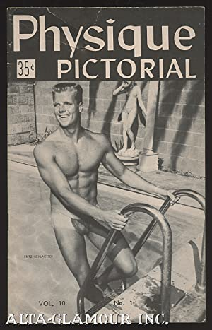 PHYSIQUE PICTORIAL Vol. 10, No. 01, June 1960: Mizer, Bob (editor)