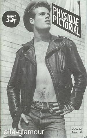 PHYSIQUE PICTORIAL Vol. 12, No. 02, November 1962: Mizer, Bob (editor)