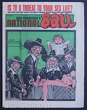 SAN FRANCISCO'S NATIONAL BALL No. 133: Garst, Ron (publisher); Don Radcliffe (Editor)