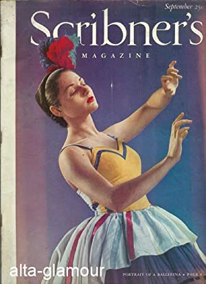 SCRIBNER'S MAGAZINE Vol. 104, No. 3, September 1938