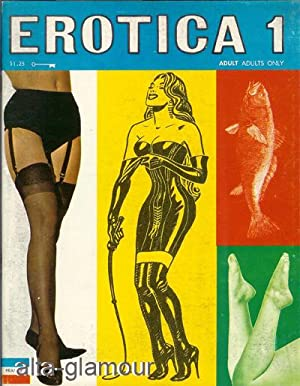 EROTICA 1; An International Special Vol. 01, No. 01