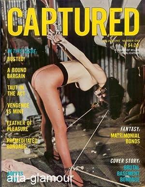 CAPTURED! Vol. 01, No. 01
